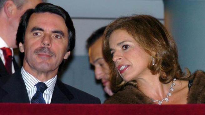 José María Aznar, ex presidente del Gobierno, realizó una polémica entrevista en vanity Fair en la que habló sobre Obama. (ARCHIVO)