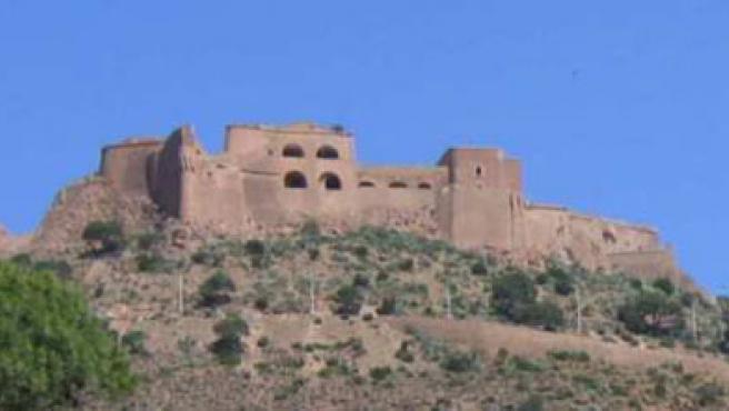 Ciudadela Santa Cruz, en Orán (Argelia).