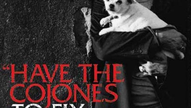 Mickey Rourke protagoniza el anuncio de PETA.