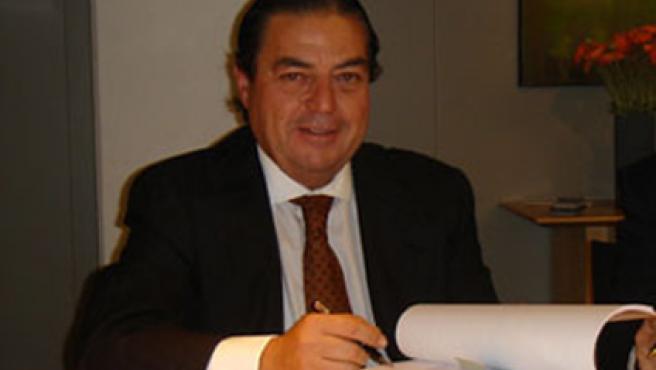 Vicente Boluda, en una imagen de archivo
