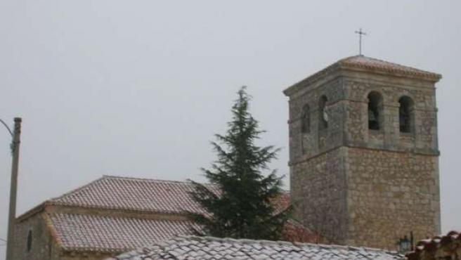 Iglesia de Fuentearmegil.