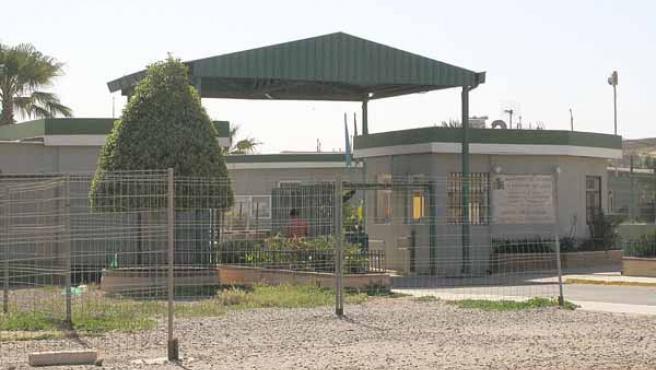 Imagen de archivo del Centro de Estancia Temporal de Inmigrantes (CETI) de Ceuta.