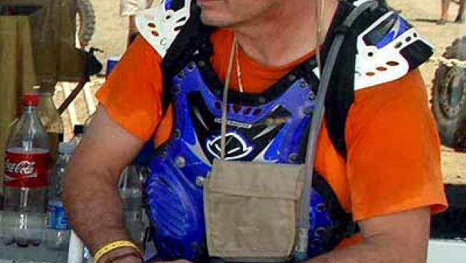 Una imagen de Cristóbal Guerrero. (AGENCIAS)