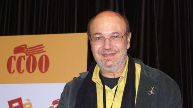 Joan Carles Gallego, secretari general de CC OO.