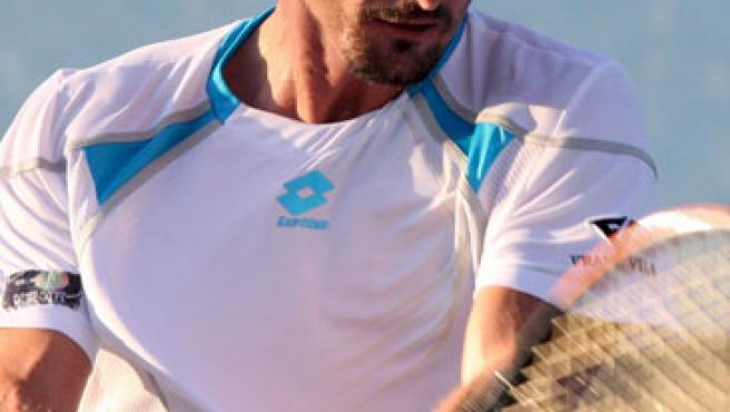 El tenista valenciano Juan Carlos Ferrero.