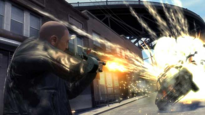 Rockstar tiene preparado el primer episodio descargable de GTA IV.
