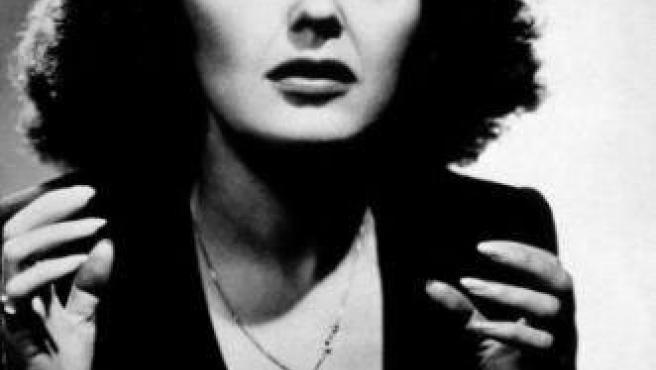 Edith Piaf, en una foto de archivo.