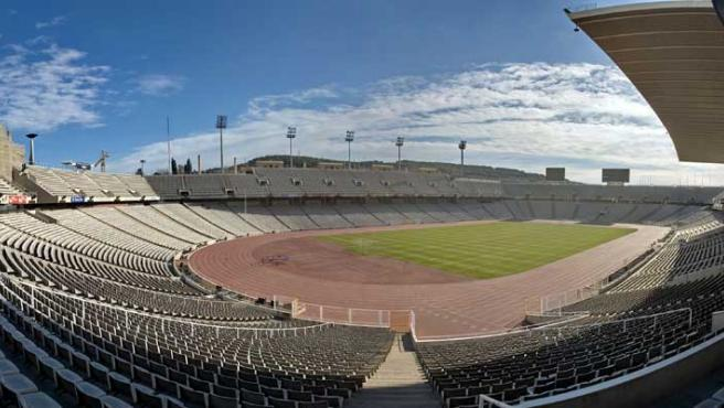 Una imagen del Estadio Olímpico. (WIKIPEDIA)