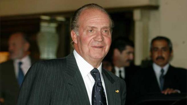 El Rey Juan Carlos, en una foto de archivo (KORPA).