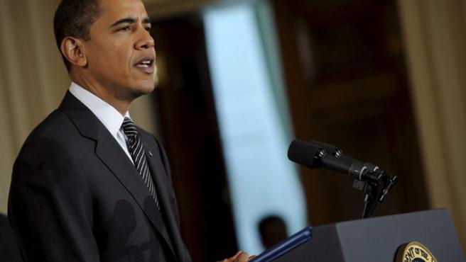 El presidente de EE UU, Barack Obama. (ARCHIVO)