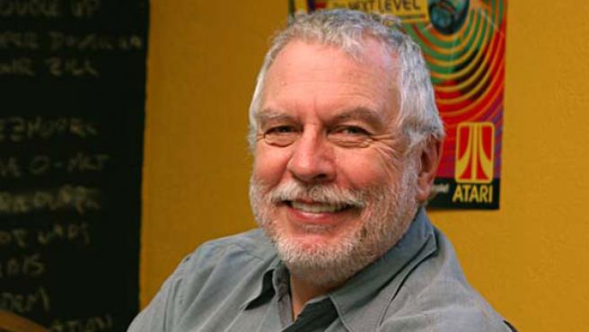 Nolan Bushnell, el fundador de Atari.