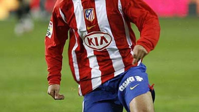 Kun Agüero, la estrella del Atlético.