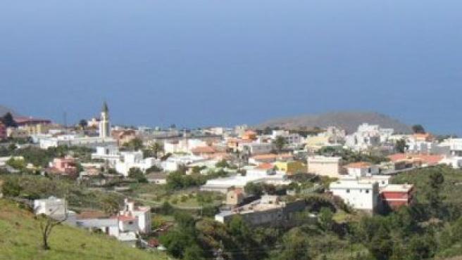 Municipio de la isla de La Palma, en Canarias.