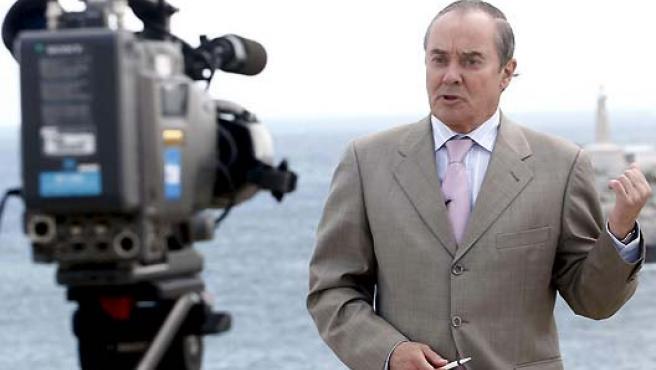 El popular ex meteorólogo de TVE José Antonio Maldonado. (EFE)