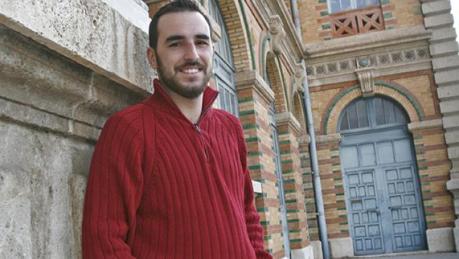 Carlos Sánchez, politólogo de 24 años, es el nuevo presidente de Nuevas Generaciones en Almería.
