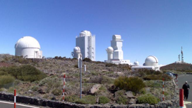 El telescopio IAC 80 fue el primero que reobservó este planeta.