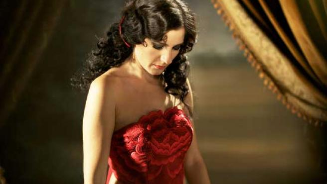 Diana Navarro y su 'Camino verde' es una de las candidatas.