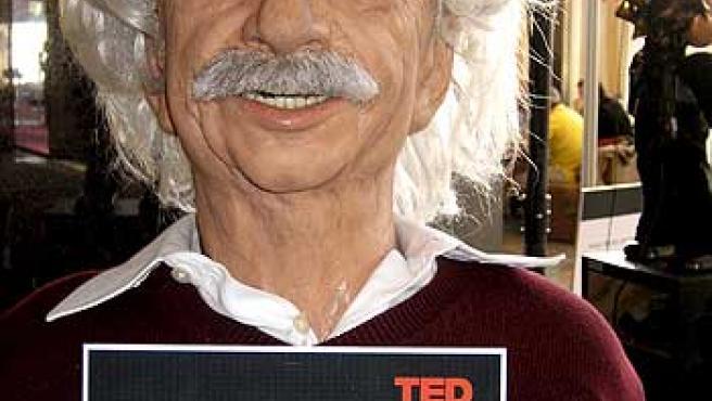 Einstein, el robot que interactúa con los sentimientos humanos.