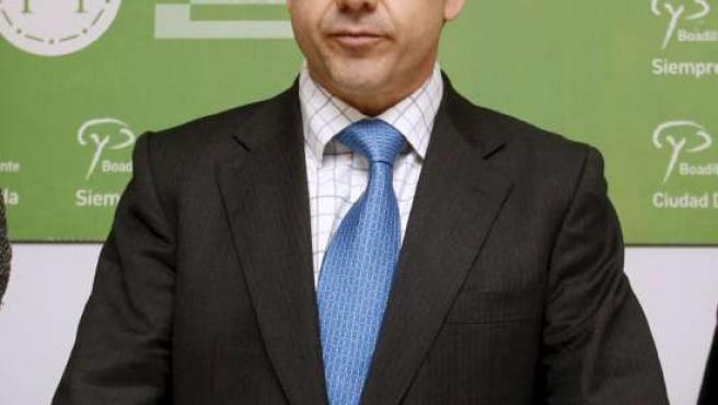 Arturo González Panero, el alcalde de Boadilla del Monte.