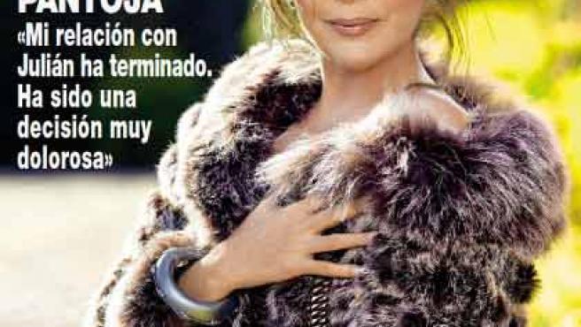 La portada del número de ¡Hola! dedicado a Isabel Pantoja. (¡HOLA!)