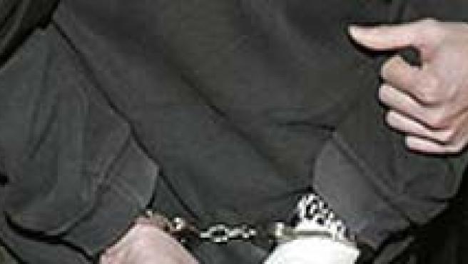 Imagen de archivo de una detención policial.