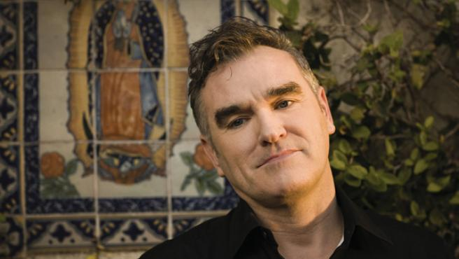 Morrissey en una imagen promocional. FOTO: UNIVERSAL.