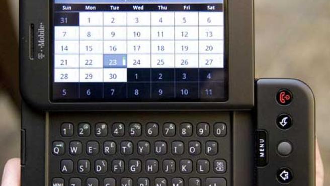 El HTC Dream es el primer móvil que usa SO Android.