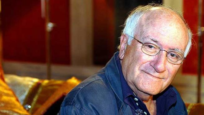 El realizador español Vicente Aranda.