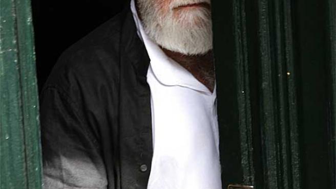 El director español Gonzalo Suárez.