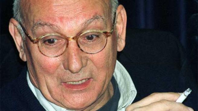 El director español Mario Camus.