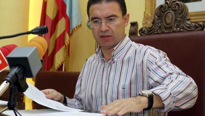 Serafín Castellano, el actual conseller de Gobernación de la Generalitat Valenciana (EFE/ARCHIVO).