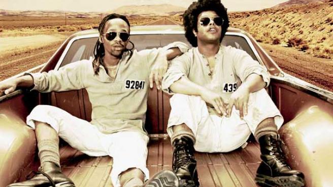 Tshawe Baqwa (Kapricon) y Yosef Wolde-Mariam (Critical) son los miembros de Madcon.