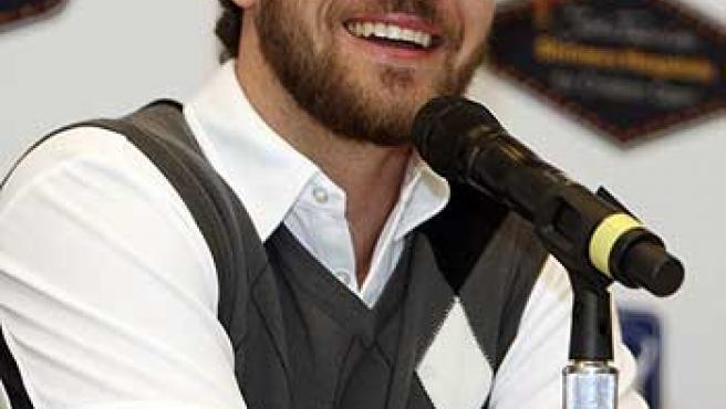 Justin Timberlake, en un acto público.