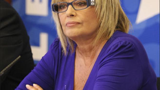María Teresa Campos, en una foto de archivo (KORPA).