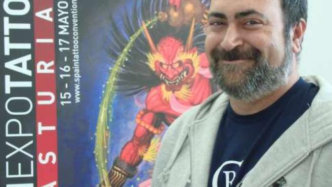Miquel 'Mik' Garreta.