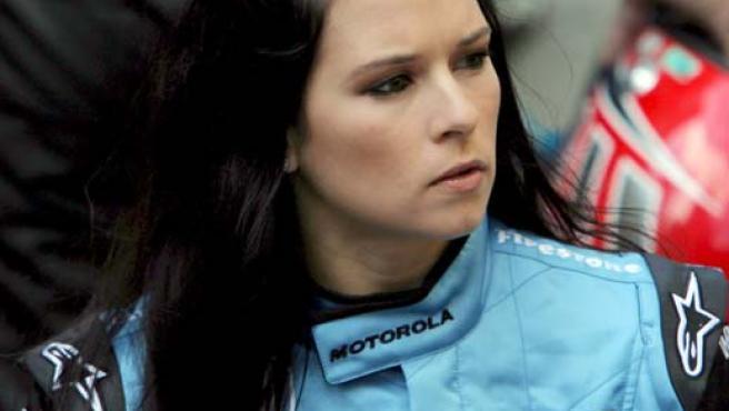 Imagen de archivo datada el 21 de mayo de 2007 de la piloto estadounidense Danica Patrick (Efe).