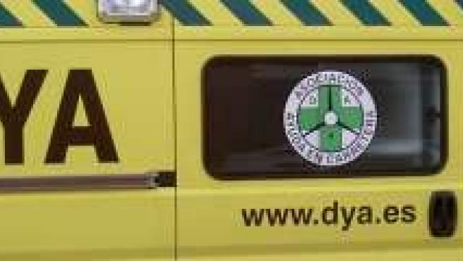 Las ambulancias en huelga no harán traslados al médico.