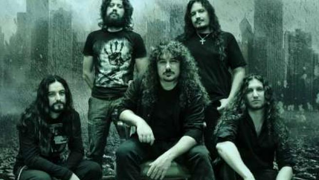 Warcry, grupo musical heavy metal