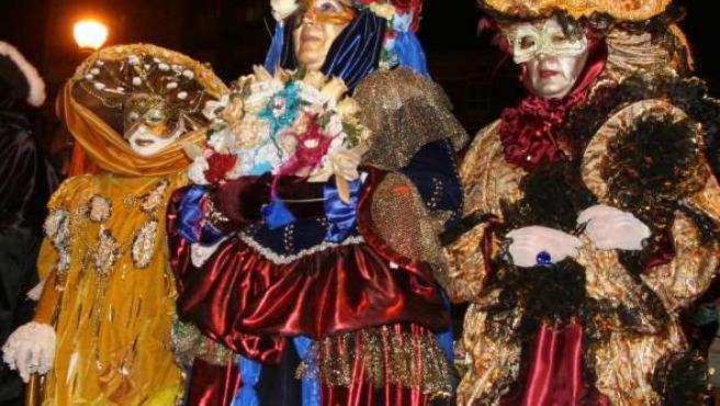 Carnaval 2008 en Gijón