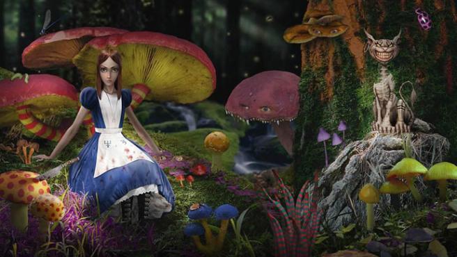 El rasgo más característico de American McGee's Alice es su siniestra atmósfera.