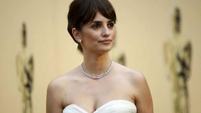 Penélope Cruz, Oscar a la mejor actriz secundaria por 'Vicky Cristina Barcelona'. (Mario Anzuoni / Reuters).