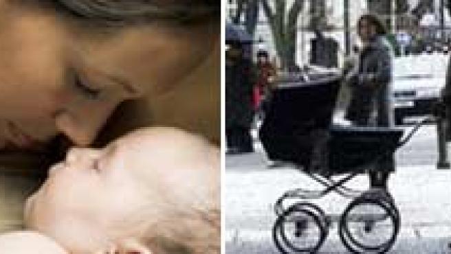 La UE se propone ampliar el permiso de maternidad a un mínimo de 18 semanas. (ARCHIVO).