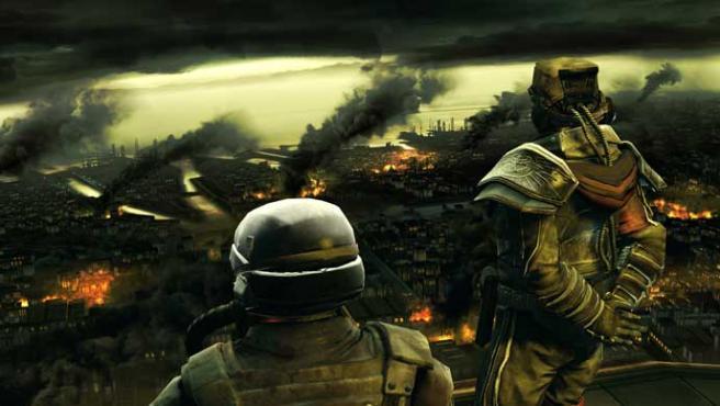 Killzone 2, oscuro, violento y visualmente espectacular.