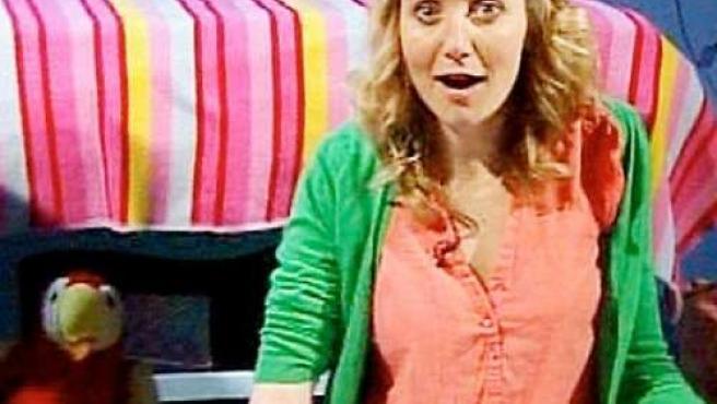 La presentadora de la BBC manca (Daily Mail )
