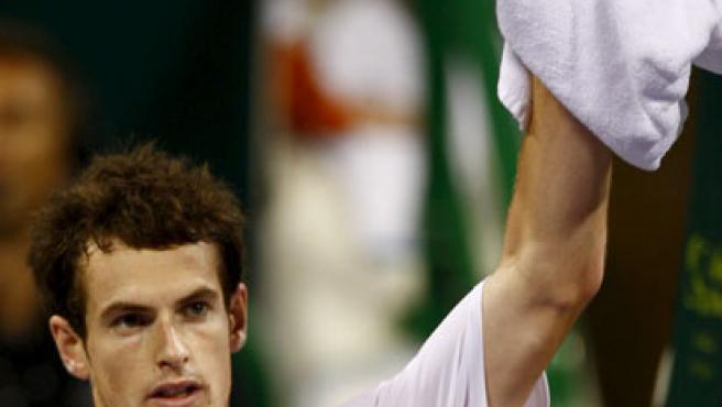 El tenista escocés Andy Murray se llevó el torneo de Doha.