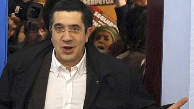 El socialista, Patxi López, podría ser el próximo lehendakari.