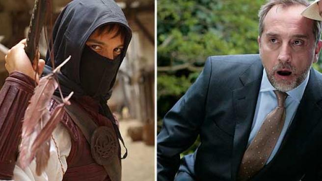 'Aguila Roja' y 'Doctor Mateo', dos de las series que han triunfado.
