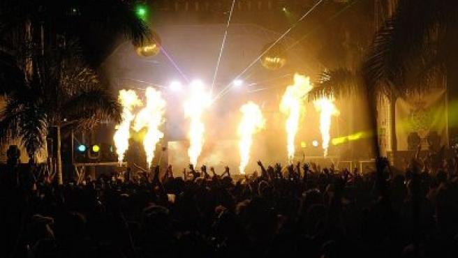 Festival Dance, una de las novedades de la última edición de las fiestas.
