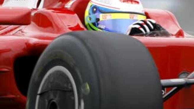 Massa, en Jerez (Reuters).