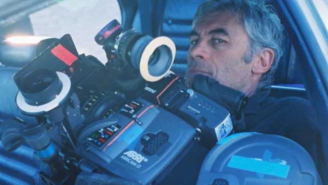 El director de 'Julia' Erick Zonca. FOTO: ARCHIVO.